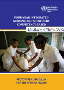 four-year integrated nursing and midwifery competency-based