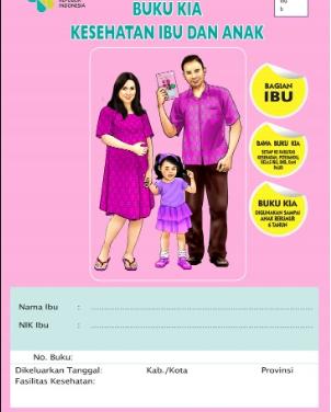 Buku KIA Kesehatan Ibu dan Anak